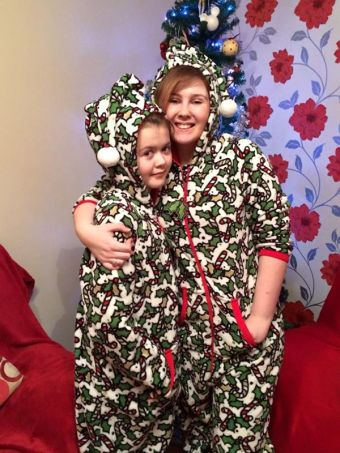 me and sums onesies