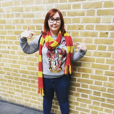 Gryffindor Pride Harry Potter