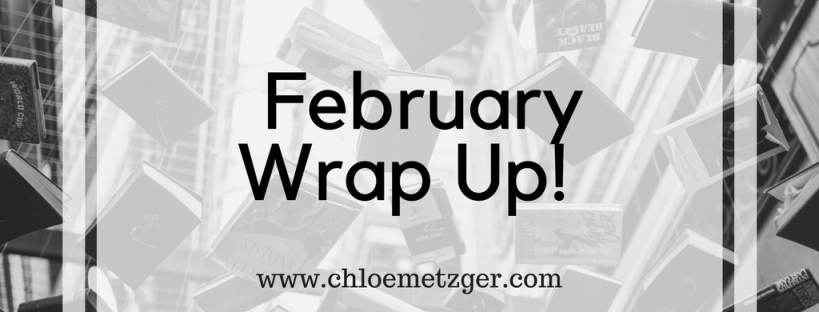 February Book Wrap Up