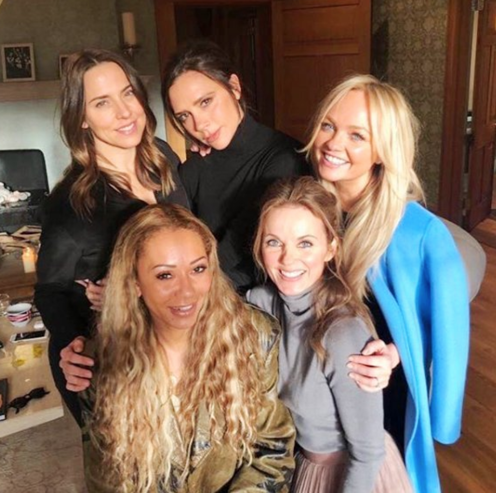 spice girls return