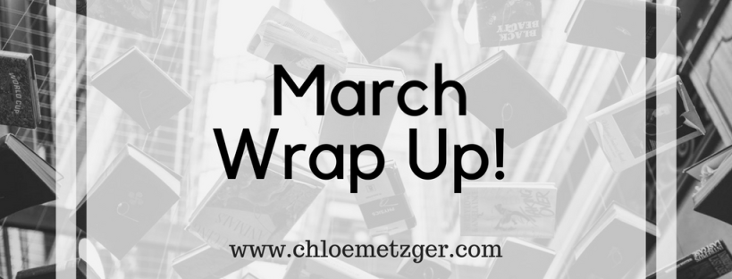 March-Book-Wrap-Up