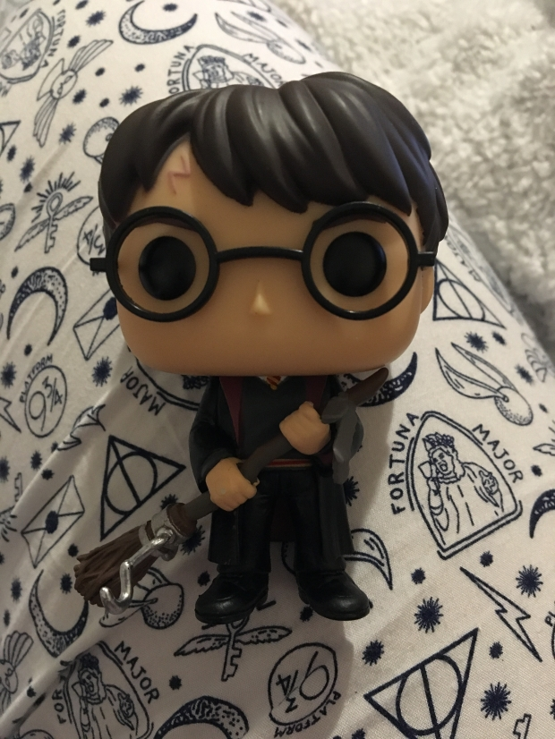 Harry Potter Firebolt Funko Pop