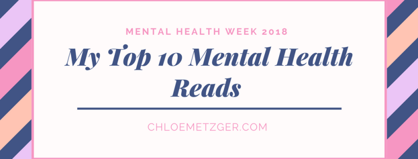 My Top 10 Mental Health Reads