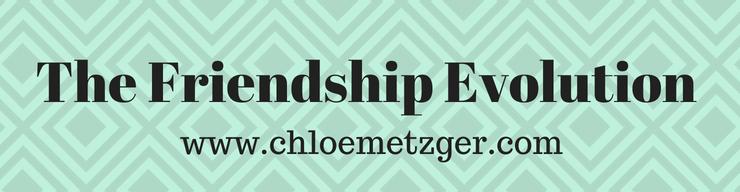 The Friendship Evolution
