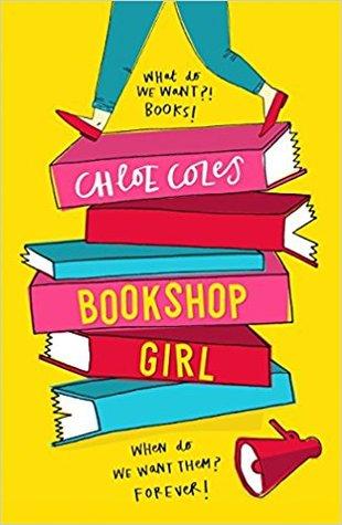 Bookshop Girl - Chloe Coles