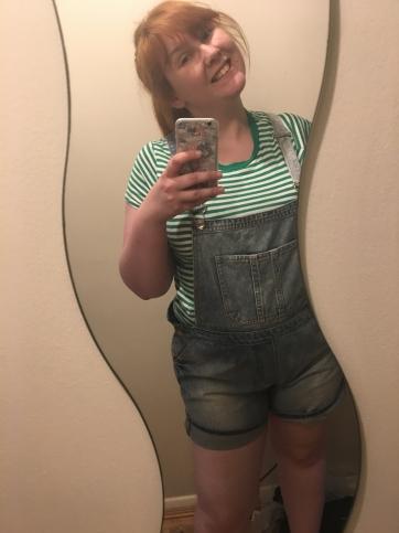 Full Body Selfie June 2018