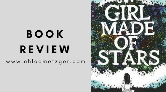 Book Review Girl Made of Stars