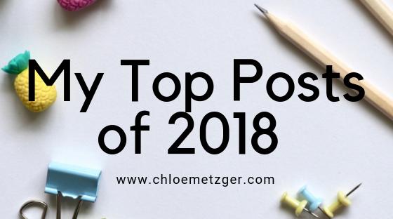 Top Posts of 2018