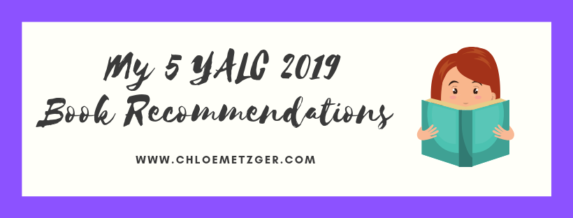 My5 YALC 2019 Book Recommendations