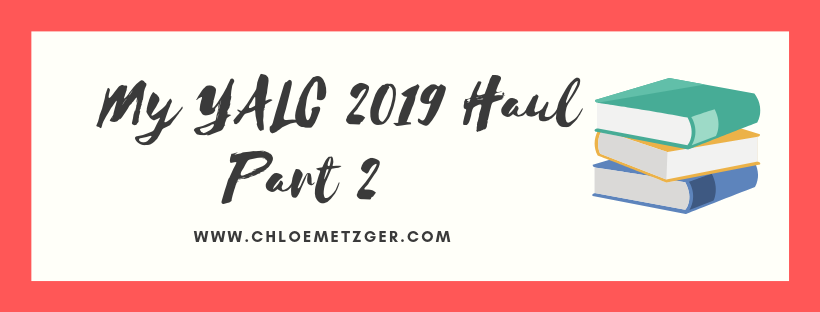 My YALC 2019 Haul Part 2