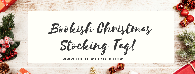 Blogmas 2019: Bookish Christmas Stocking Tag