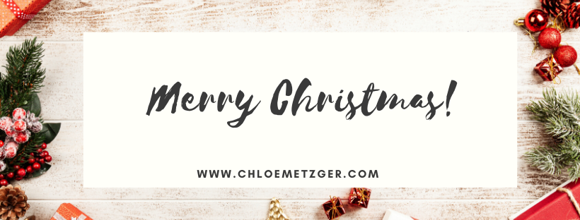 Blogmas 2019 Merry Christmas