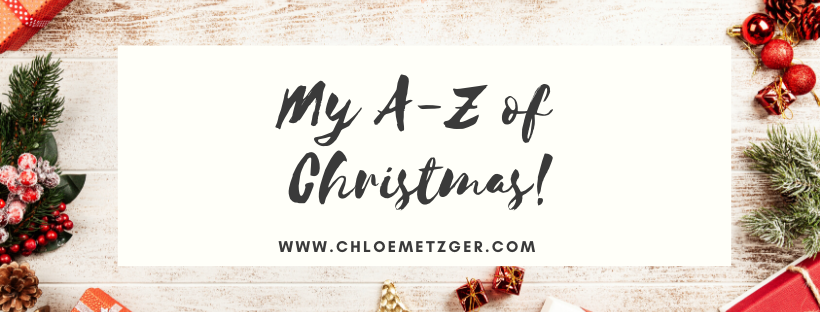 My A-Z of Christmas