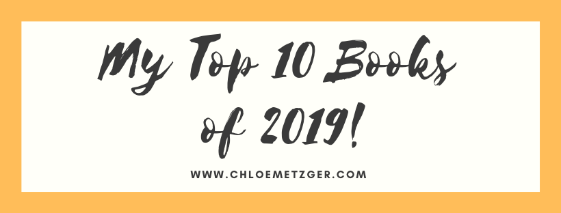 My Top 10 Books of 2019!