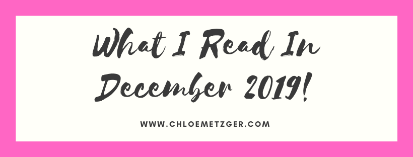 What I Read In December 2019
