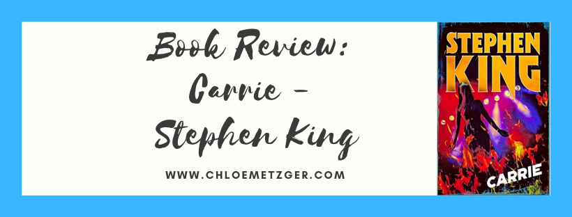 Book Review: Carrie - Stephen King