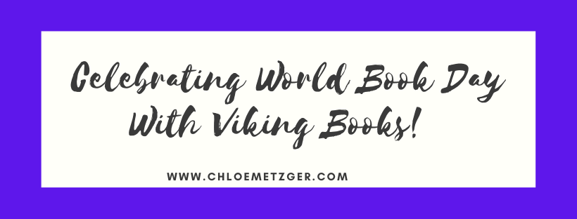 Celebrating World Book Day With Viking Books!