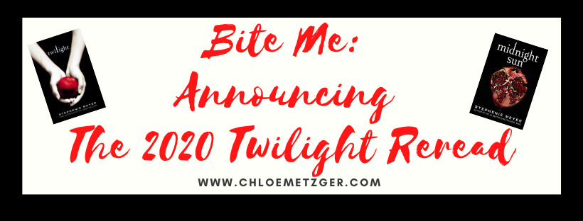 Bite Me: The Twilight Reread