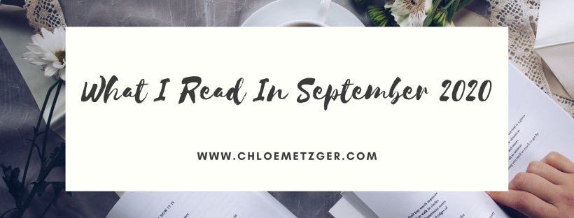 What I Read In September 2020